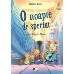O NOAPTE DE SPERIAT imagine