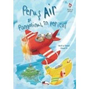 Peruș Air și Pangolinul, în pericol imagine