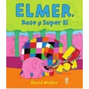 Elmer si Super El imagine