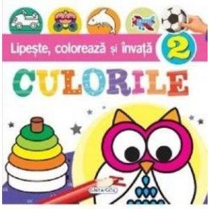 Coloreaza si invata culorile! 2 imagine