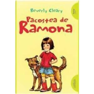 Pacostea de Ramona - Beverly Cleary imagine