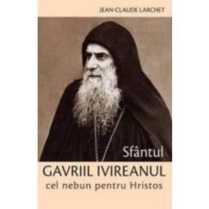 Sfantul Gavriil Ivireanul cel nebun pentru Hristos imagine