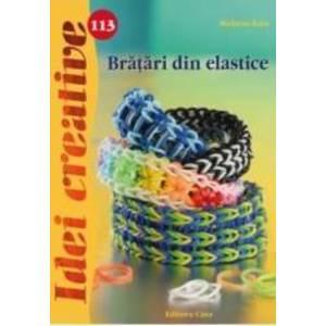 Bratari din elastice - Idei creative 113 imagine