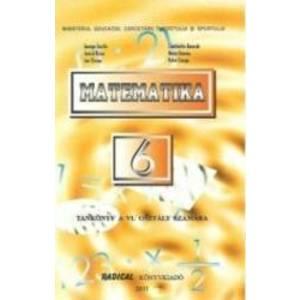 Matematica cls 6 lb. maghiara - George Turcitu Nicolae Ghiciu Constantin Basarab Ionica Rizea imagine
