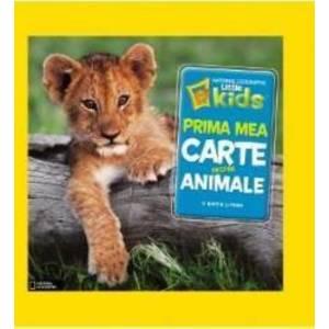 Prima mea carte despre animale imagine