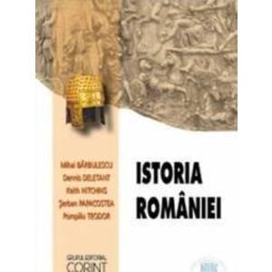 Istoria Romaniei - Mihai Barbulescu imagine