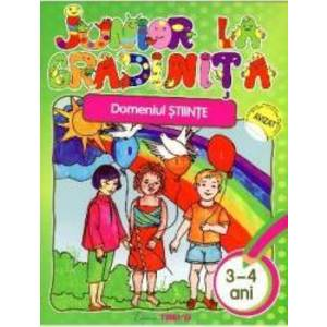 Junior La Gradinita 3-4 Ani Domeniul Stiinte imagine