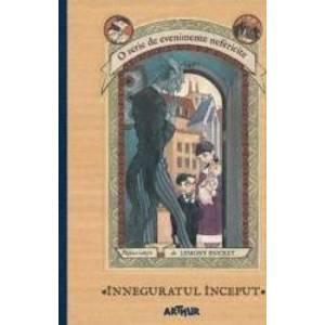 Inneguratul inceput - Lemony Snicket imagine