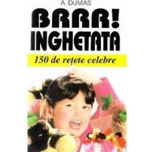 Brrr Inghetata - A. Dumas imagine