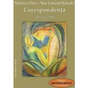 Corespondenta 1976-1988 - Maitreyi Devi Mac Linscott Ricketts imagine