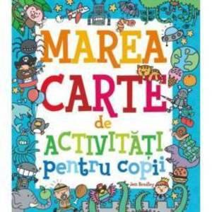 Marea carte de activitati pentru copii imagine