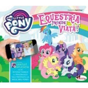 Equestria prinde viata! My little pony imagine