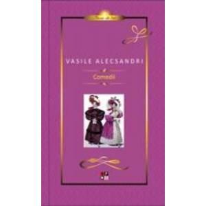 Comedii V. Alecsandri Clasic de lux imagine