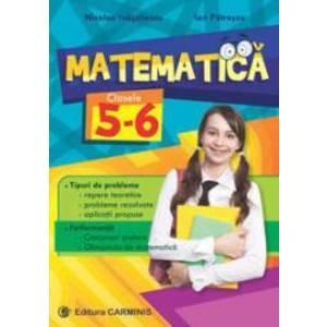 Matematica. Clasele V-VI imagine