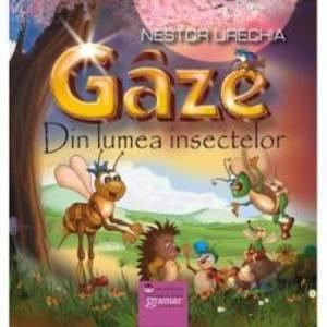 Gaze. Din lumea insectelor imagine