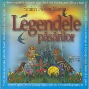 Legendele pasarilor - Simion Florea Marian imagine