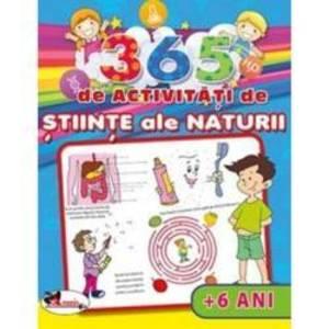 365 de activitati de stiinte ale naturii (+6 ani) | imagine
