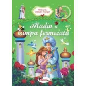 Aladin si lampa fermecata imagine