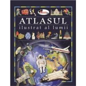 Atlasul ilustrat al lumii imagine