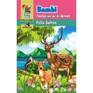 Bambi. Povestea unui pui de caprioara imagine