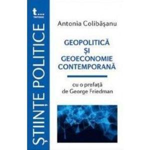 Geopolitica și geoeconomie contemporană imagine