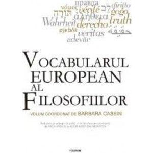 Vocabularul european al filosofiilor imagine