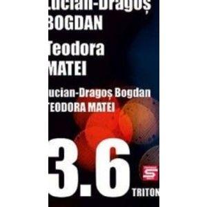 Lucian Dragos Bogdan, Teodora Matei imagine