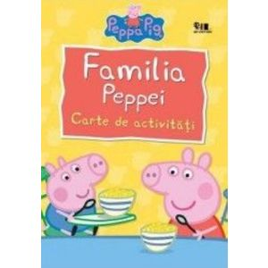 Peppa Pig: Familia Peppei imagine