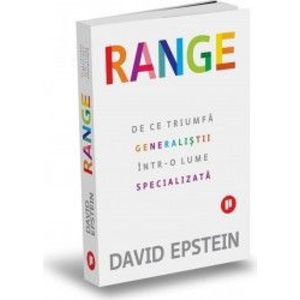 Range - David Epstein imagine