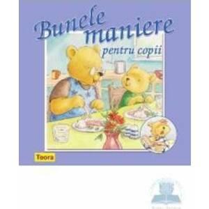 Bunele maniere pentru copii imagine