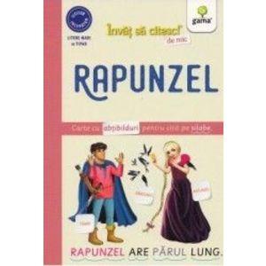 Rapunzel. Invat sa citesc de mic imagine