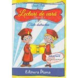 Lecturi de vara - Clasa a 4-a - Daniela Bulai imagine