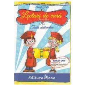Lecturi de vara - Clasa a 3-a - Daniela Bulai imagine