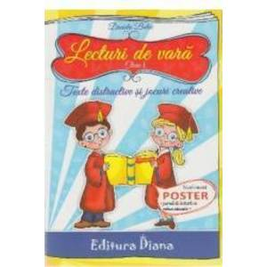 Lecturi de vara - Clasa a 1-a - Daniela Bulai imagine