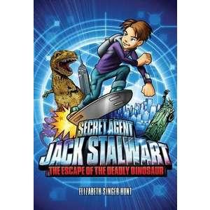 Secret Agent Jack Stalwart: Book 1: The Escape of the Deadly Dinosaur: USA imagine