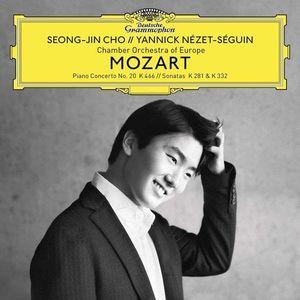 Mozart: Piano Concerto No. 20 K. 466; Piano Sonatas K. 281 & 332   Seong-Jin Cho, Yannick Nezet-Sguin, Chamber Orchestra of Europe imagine
