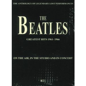 On the Air, in the Studio and in Concert   The Beatles imagine