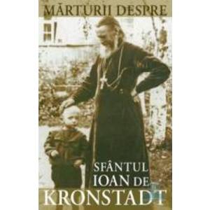 Ioan de Kronstadt imagine