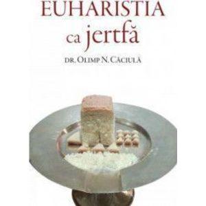 Euharistia ca jertfa imagine