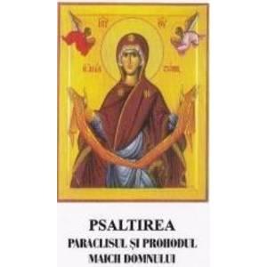 Psaltirea Maicii Domnului imagine