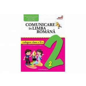 Comunicare in limba romana - Culegere - Clasa a II-a imagine