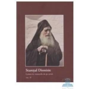 Lumea in vremurile de pe urma - Staretul Dionisie imagine