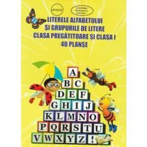 Literele Alfabetului imagine