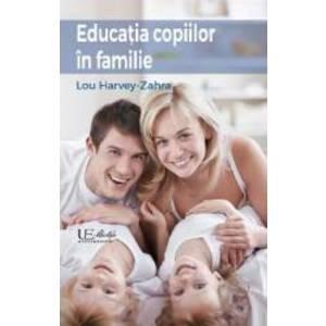Educatia copiilor in familie imagine