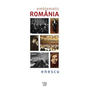 Emblematic Romania. Enescu   imagine