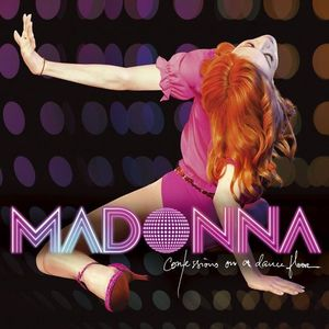 Confessions on a dance floor   Madonna imagine