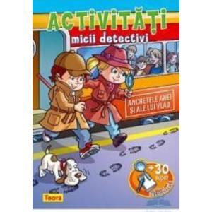 Activitati. Micii detectivi imagine