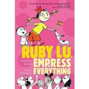 Ruby Lu, Empress of Everything imagine