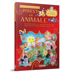 3 minute de poveste. Povesti cu animale | imagine