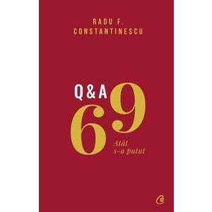 69 Q&A   Radu F. Constantinescu imagine